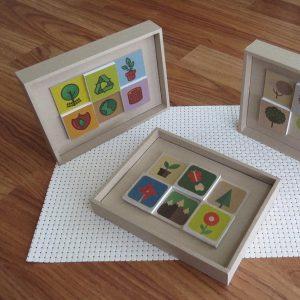 3D Puzzle Frames